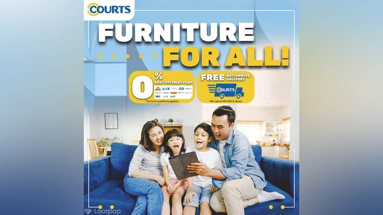 Furniture for All at Courts