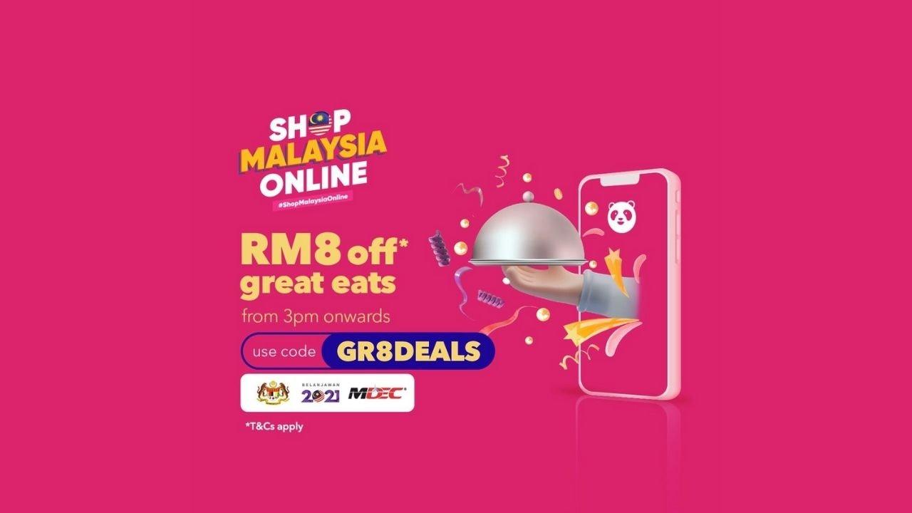 #ShopMalaysiaOnline Great Eats at foodpanda