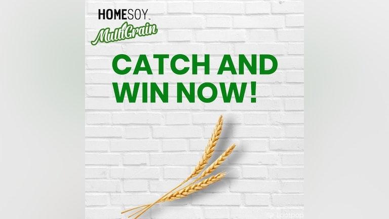 HOMESOY Catch & Win Contest