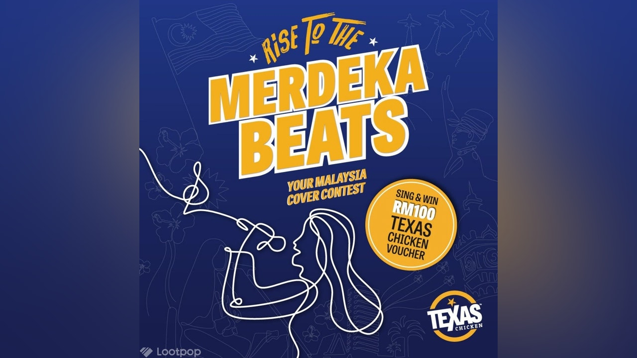 Rise to the Merdeka Beats: Your Malaysia Cover Contest