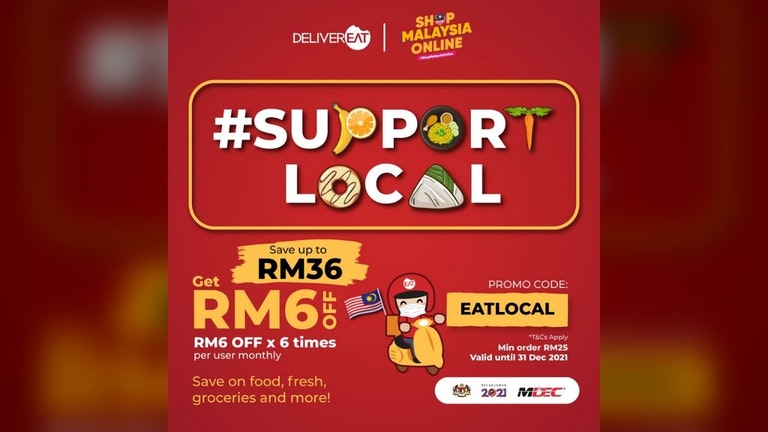 Support Locals with DeliverEat