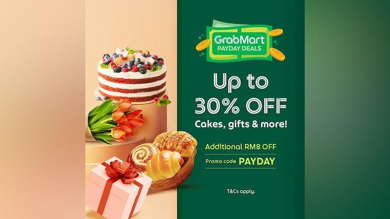 GrabMart PayDay Deals