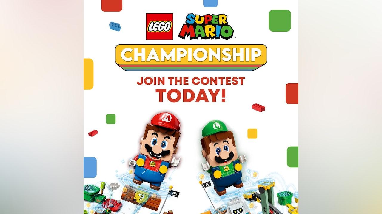 LEGO® Super Mario Championship Contest