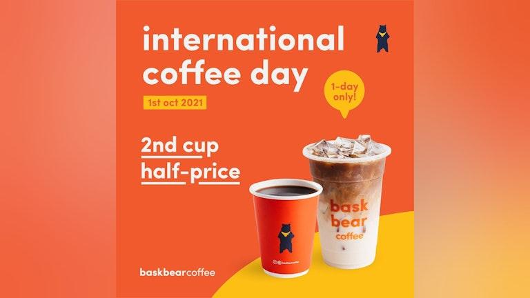 International Coffee Day at Bask Bear Coffee