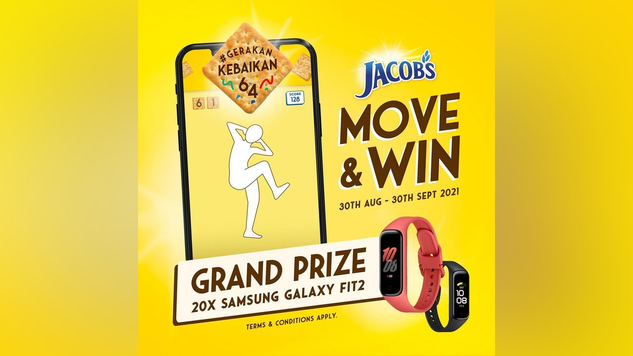 Jacob's Move & Win Contest