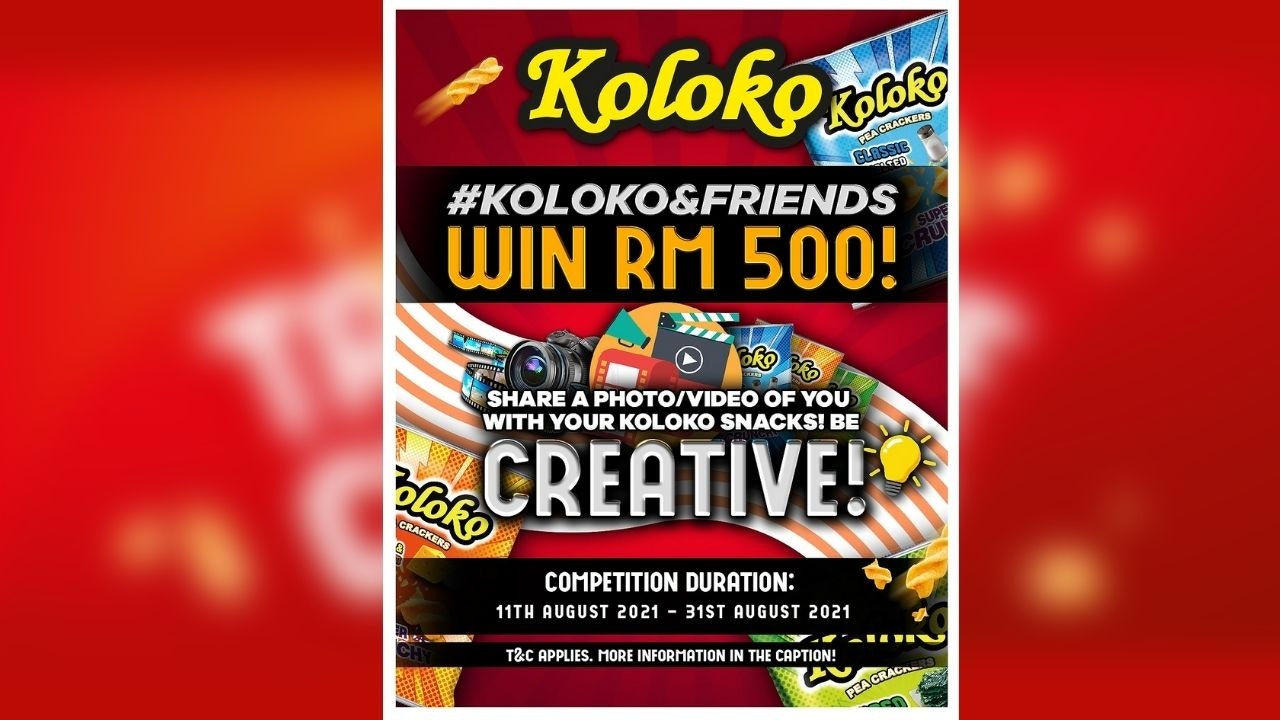 Koloko and Friends Contest