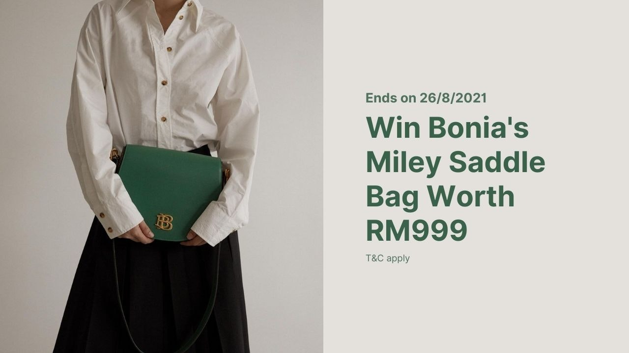Win a Bonia Bag on Women's Equality Day