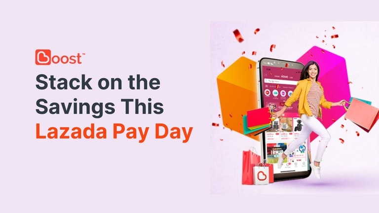 Stack on the Savings This Lazada Pay Day