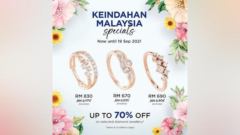 HABIB Keindahan Malaysia Specials