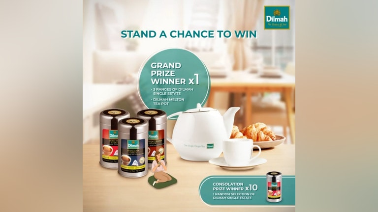 The Dilmah Tea Malaysia - About Dilmah Contest