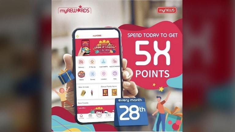 myNEWS Payday Special