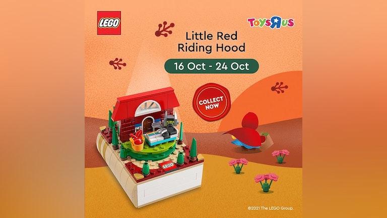 "Toys""R""Us x LEGO Bricktoberfest 2021"