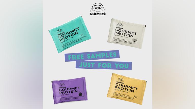 Free Sample from Fit Panda