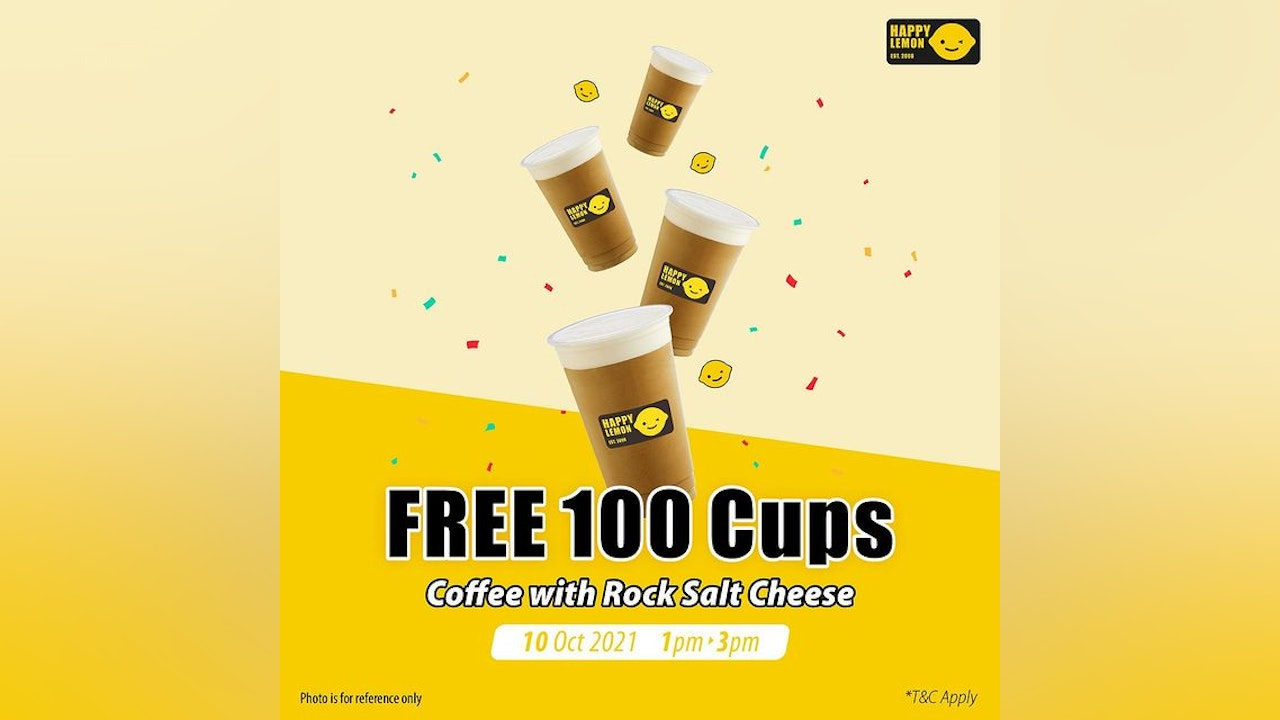 Free Coffee with Rock Salt Cheese Giveaway