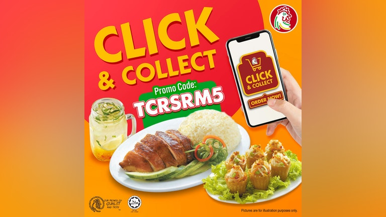 RM5 Off Your Order at The Chicken Rice Shop