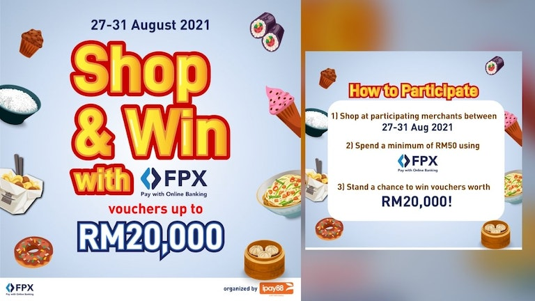 Shop & Win with FPX
