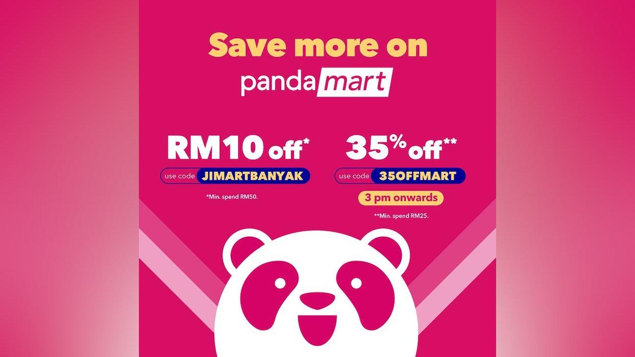Save More on pandamart