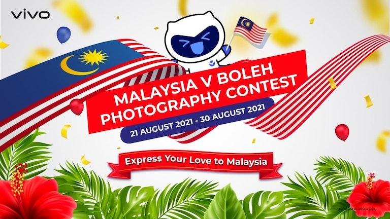 vivo Malaysia V Boleh Photography Contest