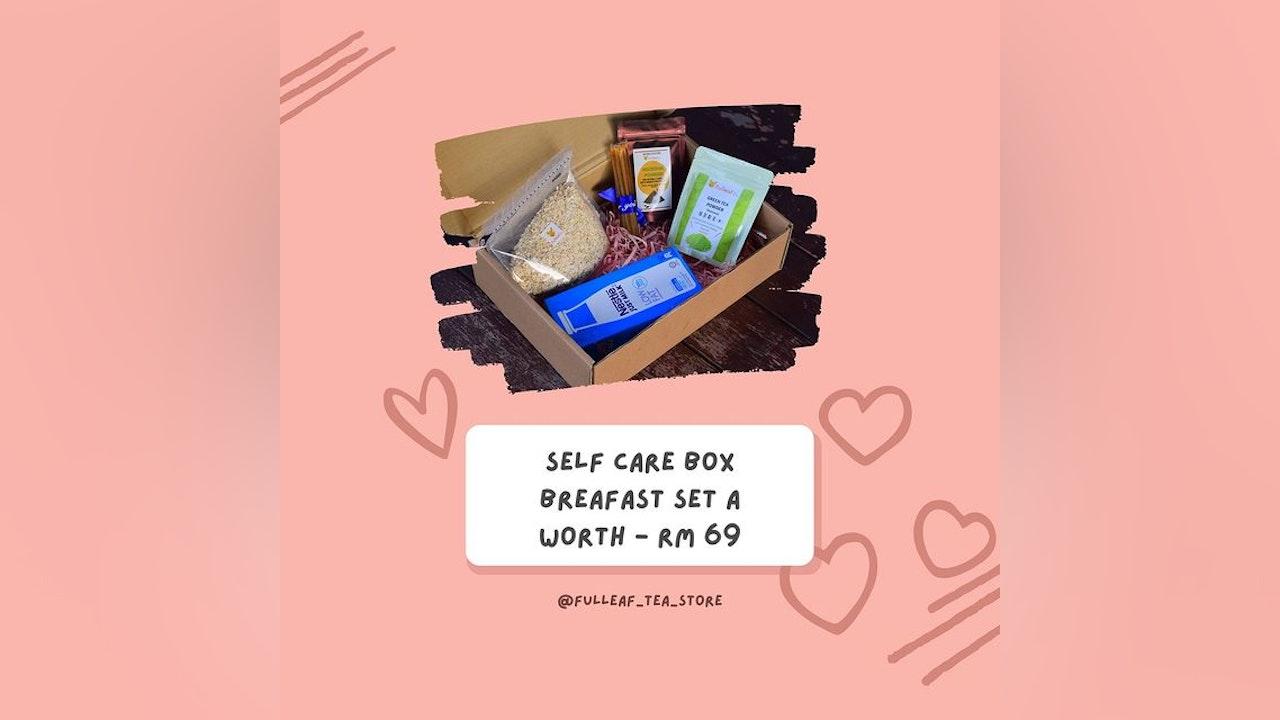 Fulleaf Tea Store Fall's Self+Care Breakfast Setbox Giveaway