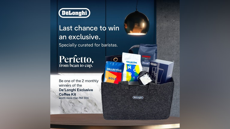 A Perfetto Giveaway with De'Longhi