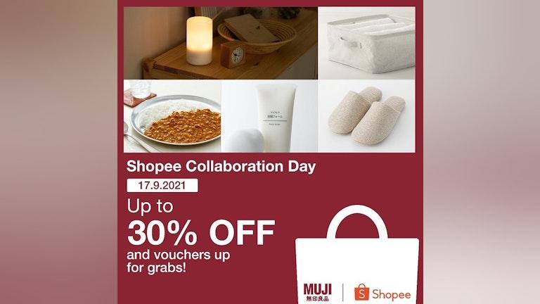 MUJI Collaboration Day on Shopee